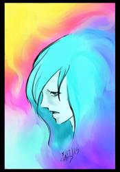 Nauseating Rainbows by Cardboredbox