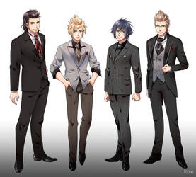 Full-dress Suits by Hinoe-0