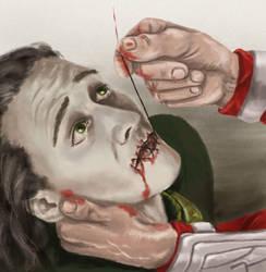 No more silver-tongue by miraxterrik