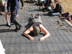 Another Anime Con 2011 - Germany Does Push-Ups 5 by VideoGameStupid