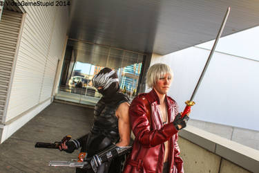 PAX East 2014 - Devil Gaiden(PS) 20(EDIT) by VideoGameStupid