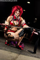 Anime Expo 2018 - Risty(PS) 05 by VideoGameStupid