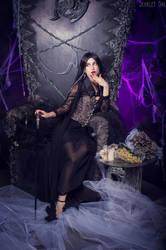 Evangeline Ghastly by Lady-Timariel