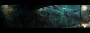 Dark rain by CyrilT