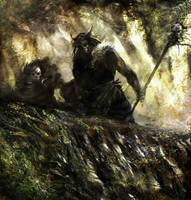 The Inhabitant by CyrilT