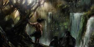 Tarzan 3 by CyrilT