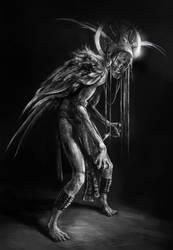 Maya-zombie by CyrilT