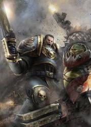 Warhammer / Games Workshop test by CyrilT