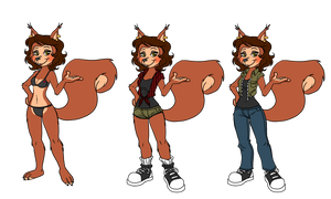 new Adria reference by BigBoomer101