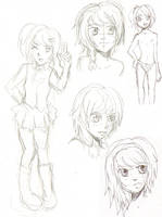 AoH :: Primetta Sketches by khiro