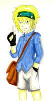 SS :: For Sasu by khiro