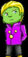 o Brainiac-5 o by khiro