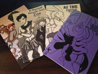 Zines by khiro