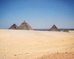 GizaPyramids by TwiCeArts