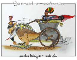 Canabis history - rasta rider by TwiCeArts