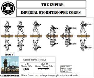 Stormtrooper Corps by Comradesoldat