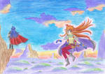 Run All The Way by Narucid