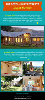 The Best Luxury Retreats Victoria [Infographic] by vicaccommodation