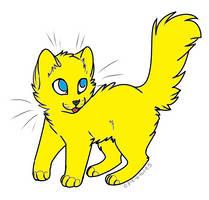 Kitten adoptable by Donnasand