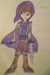 Cenric, Knight of Minervia, Mage of Orenda by RunawayComics