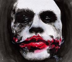 The Joker by RubberDuckyTai