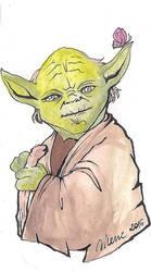 Master Kill-Your-Father-Or-Go-To-Malachor-Yoda by silene-acaulis