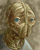 Undulating Alien by NickTrip