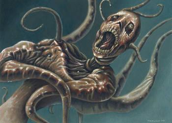 Horrific Mutation by NickTrip