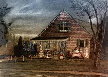 2011 Christmas Card by NickTrip