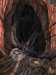 Cocoon Doom by NickTrip