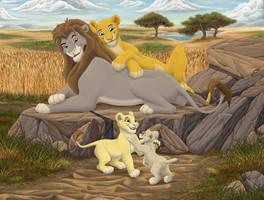 For Rinkje by Myza-Lioness