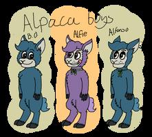 Alpaca boys Koili style by hammyhammy22