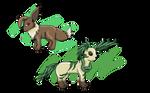 PI- Nephy evolves! by hammyhammy22