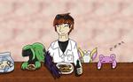 PI- The feast~ by hammyhammy22