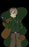 PKMNation Pokemon Ranger concept by hammyhammy22