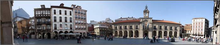 Plaza del Parche by RolerDib