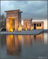Templo Debod by RolerDib