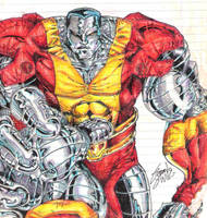 OldStuff: Colossus by VAXION