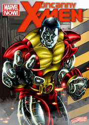 COLOSSUS by VAXION