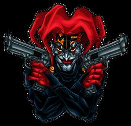 Commish: JOKER Logo by VAXION