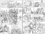 Commish: ZOMBIE DEMOCRACY more pages by VAXION