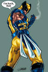 WOLVIE'S BACK by VAXION