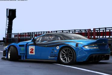 Aston Martin DBS Volante by Fonty-Designs