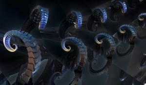Octoglass by Scratchytag