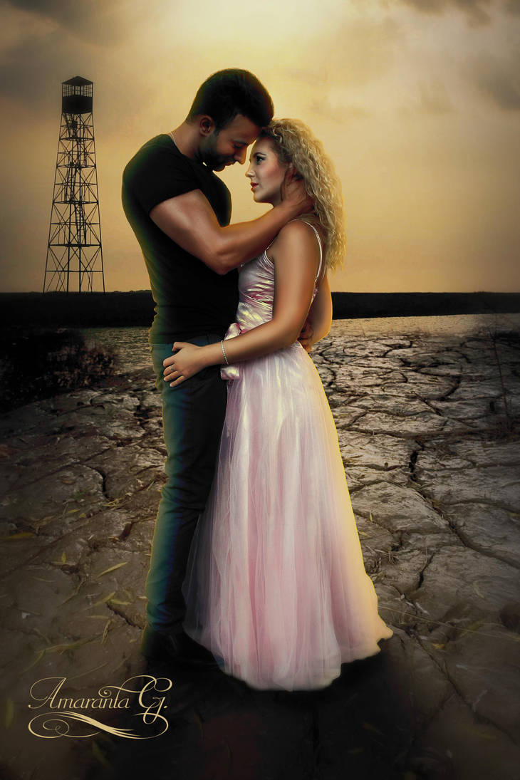 Book cover by Amaranta-G