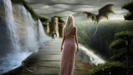 The encounter by Amaranta-G