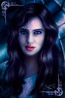 Mystic Laura by Amaranta-G