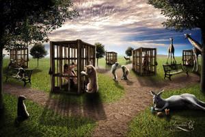 The Zoo by Amaranta-G
