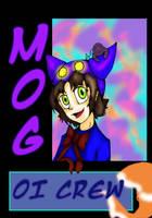 Oi-ConBage 1a: TeachMeMogster by Bunnygirle26