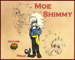 Bandit Guild NPC: Moe Shimmy by Bunnygirle26